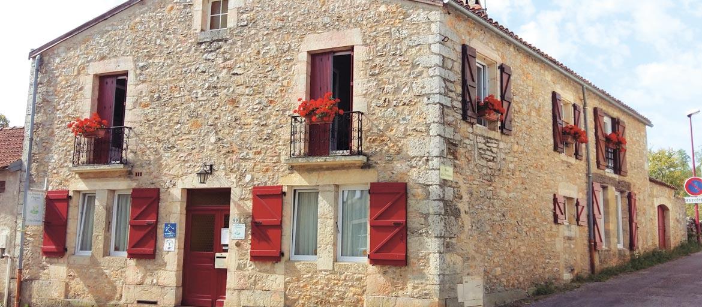 La maison en chemin, gîte sur la voie du Puy vers Compostelle, image 1