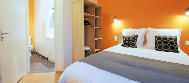 Chambres d'hôtes Lasarroques, gîte sur la voie du Puy vers Compostelle, image 1