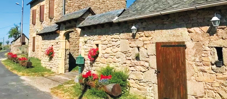 Fonteilles lo soulenquo, gîte sur la voie du Puy vers Compostelle, image 1