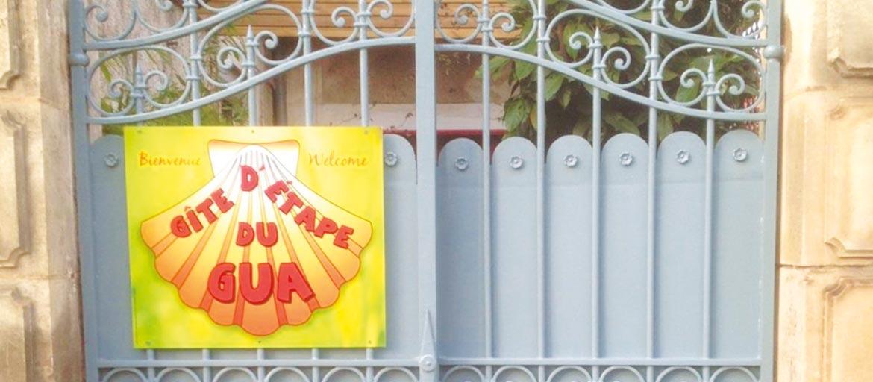 Gîte d'étape du Gua, gîte sur la voie du Puy vers Compostelle, image 1