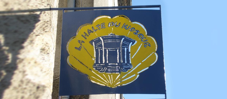 Gite la Halte du Kiosque, gîte sur la voie du Puy vers Compostelle, image 1