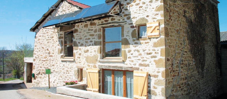 Le Mineur Paysan, gîte sur la voie du Puy vers Compostelle, image 1