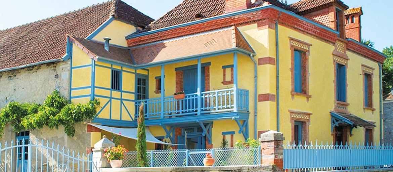 Villa Mouchoux, gîte sur la voie du Puy vers Compostelle, image 1